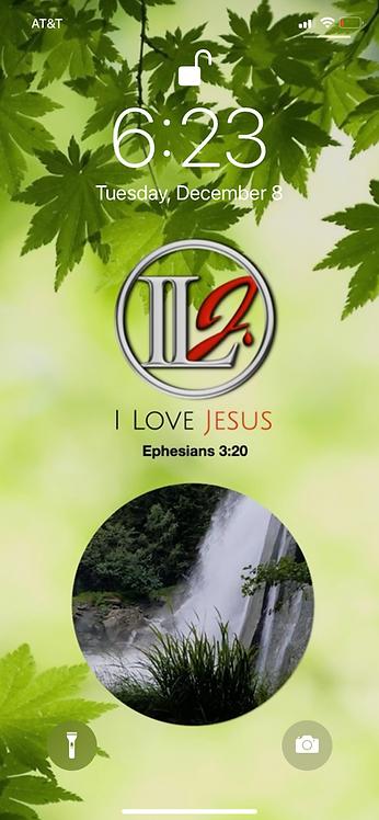 LW101, ILJ Live Wallpaper 1 (IPhone 11 +)