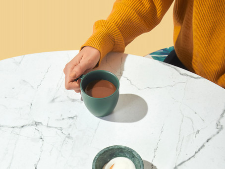 The Man Behind the Marble: Meet Designer Nathan Lange