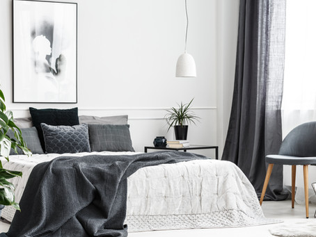 Monochromatic Bedroom Design Inspirations