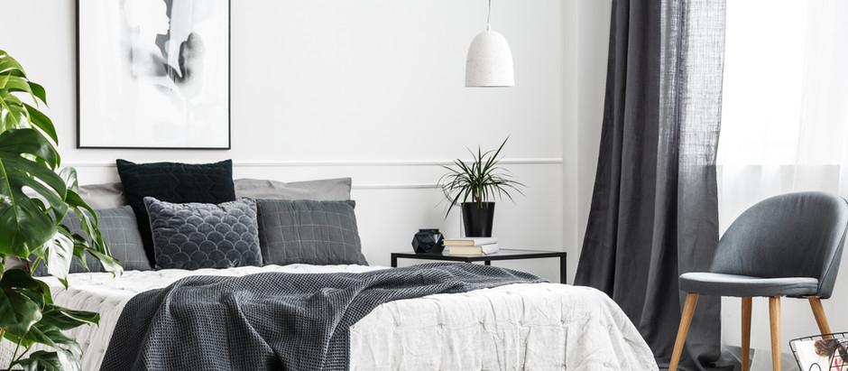 Monochromatic Bedroom Design Inspirations