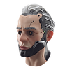 3d model of a human-machine hybrid