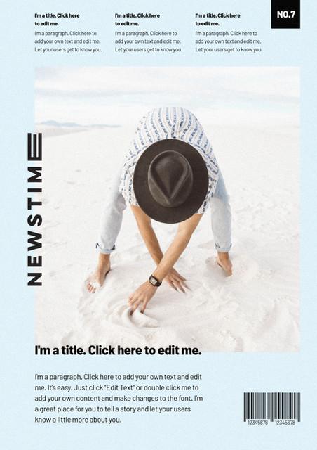 Newtime Magazine
