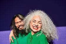 Older hip couple