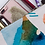 Thumbnail: Aqua purse