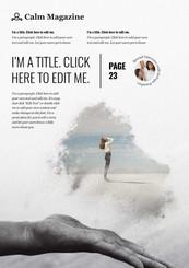 Calm Magazine