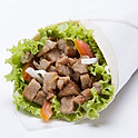 Doner Kebab in Pita Bread