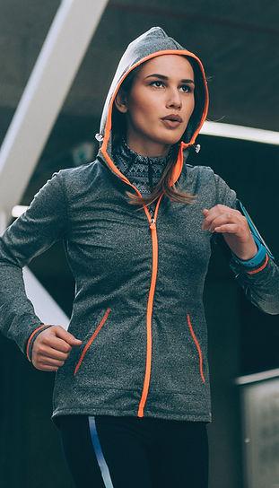 Corrida roupas fitness