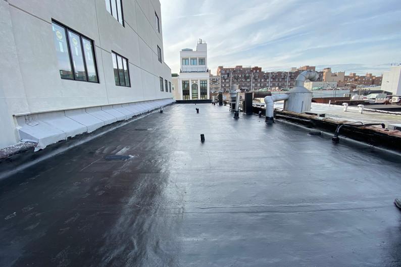 Flat Roof Repair in Williamsburg