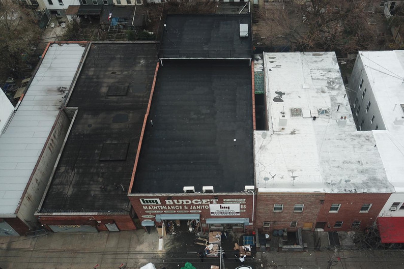 Flat Roof Replacement in Borough Park