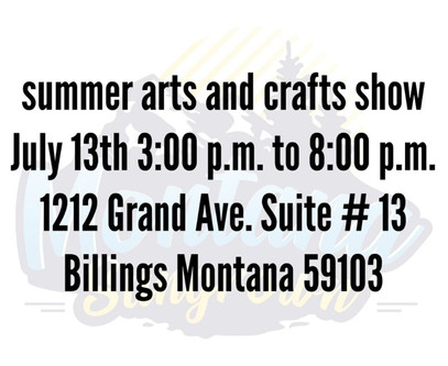 Summer arts and crafts show