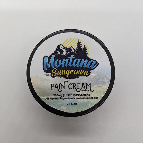 Pain Cream 200mg