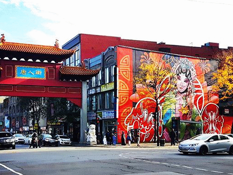 The Gentrification of Montreal's Chinatown