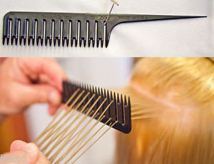 The Perfect Weaver Foiling Hair Comb