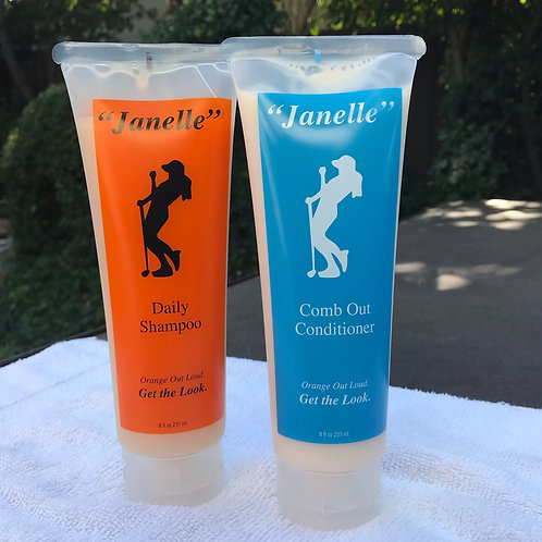 """Janelle"" Daily Shampoo and Conditioner"