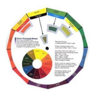 Corrective Color Wheel