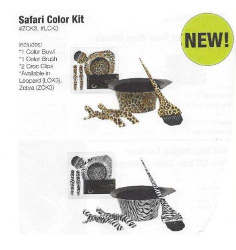 Safari Color Kit