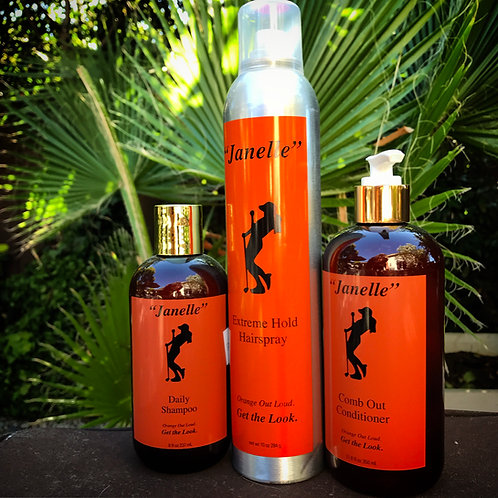 """Janelle"" Hair Care Set"