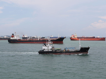 Singapore Bunker MFMs periodically verified and calibrated under MPA's SS648:2019 ensure accuracy