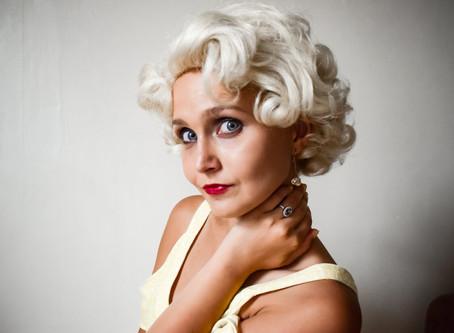 Be like Marilyn Monroe