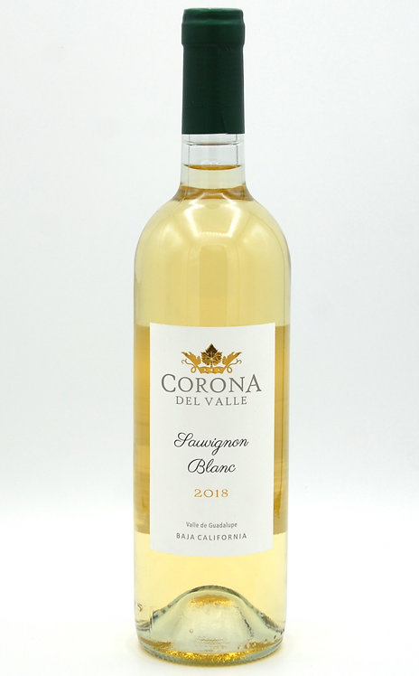 2018 Sauvignon Blanc  -  Corona del Valle