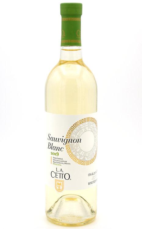 2019 Classic Line Sauvignon Blanc  -  L.A. Cetto