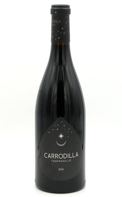 2016 Tempranillo  -  La Carrodilla