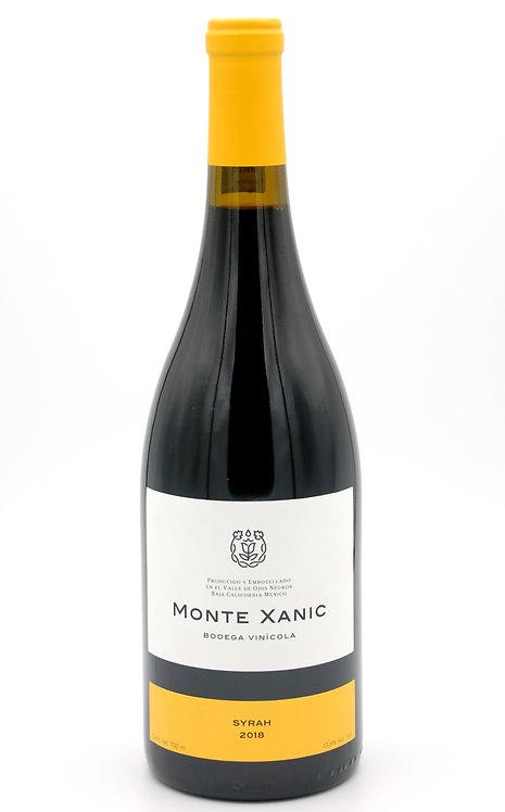 2018 Syrah -  Monte Xanic