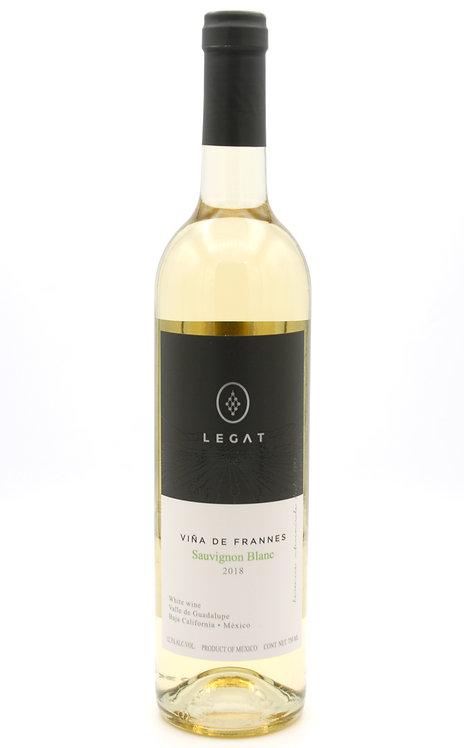 2018 Sauvignon Blanc  -  Viña de Frannes