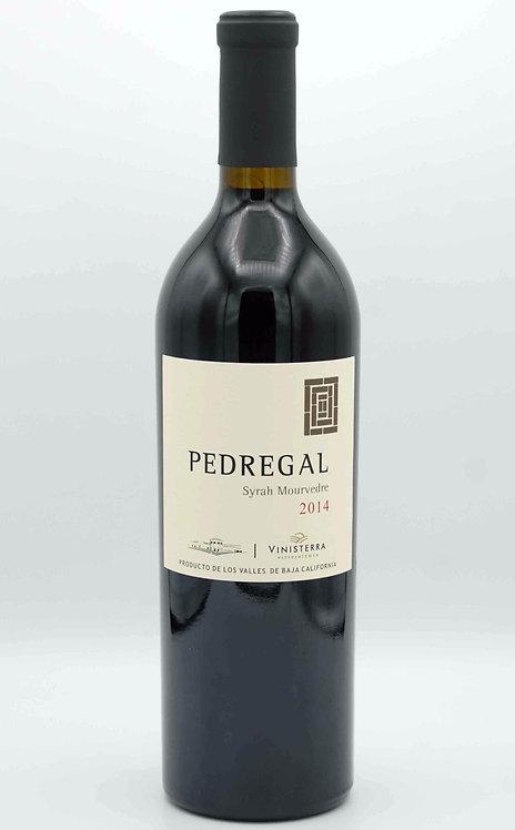 2014 Pedregal  -  Vinisterra