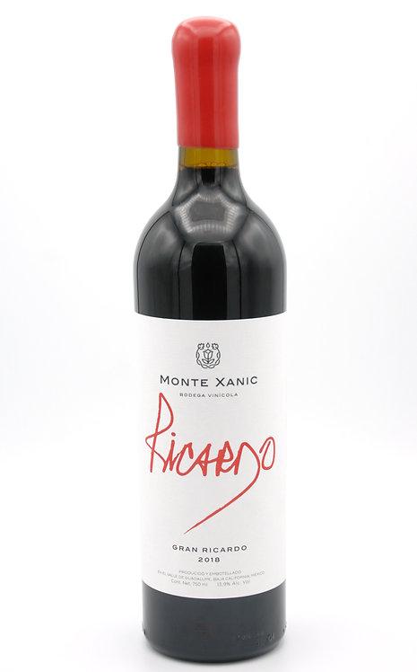 2018 Gran Ricardo  -  Monte Xanic