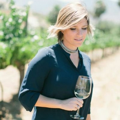 Winemaker Christina Pino of Santo Tomás - Grace, elegance, knowledge all combinded in one person and she passes it all on to her wines.