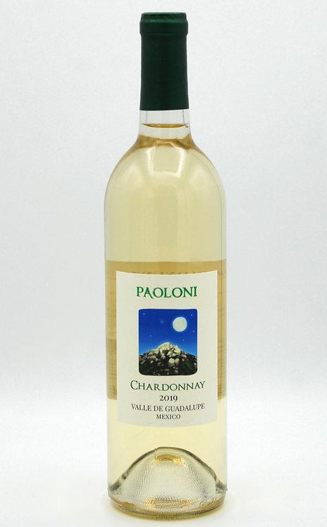2019 Chardonnay  -  Paoloni