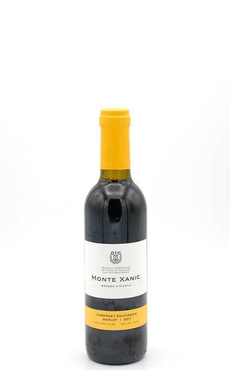2017 Cabernet Sauvignon Merlot (HALF BOTTLE) -  Monte Xanic