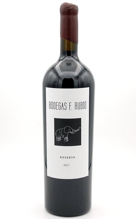 2017 Reserva (MAGNUM) -  Bodegas F. Rubio