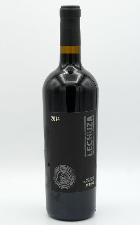 2014 Nebbiolo  -  Lechuza