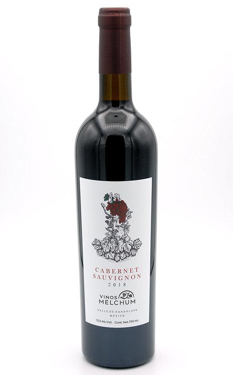 2018 Cabernet Sauvignon  -  Vinos Melchum