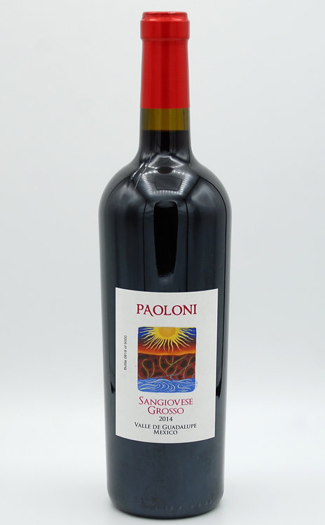 2014 Sangiovese Grosso  -  Paoloni