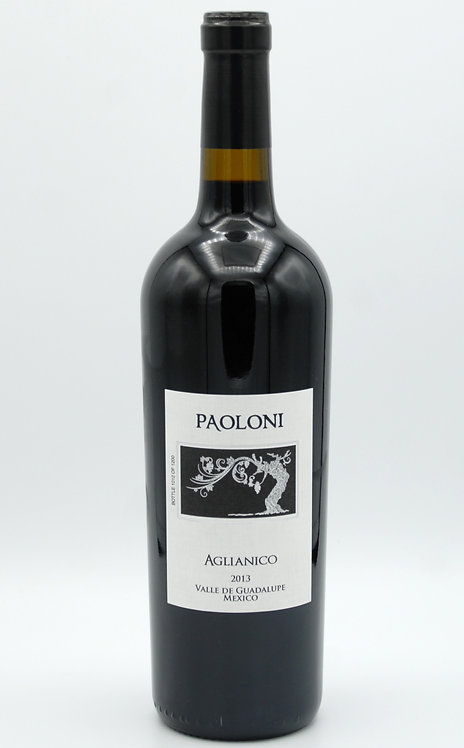 2013 Aglianico  -  Paoloni