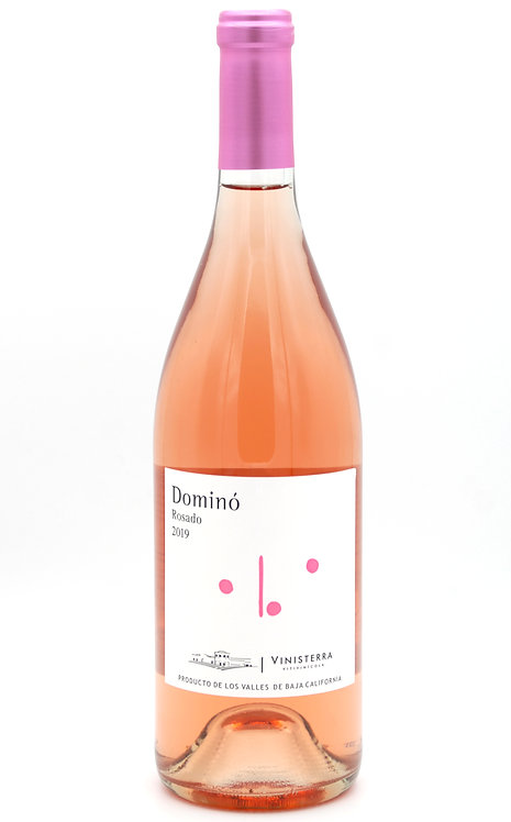 2019 Domino Rosado - Vinisterra