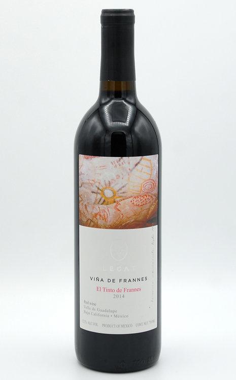 2014 Tinto de Frannes  -  Viña de Frannes