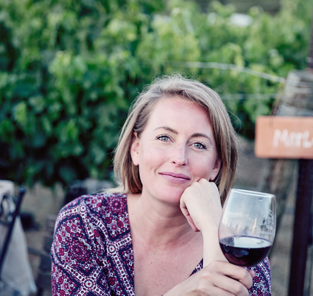 Winemaker Kristen Shute of Lechuza - An anchor of wit, class and solidarity in the middle of Valle de Guadalupe.