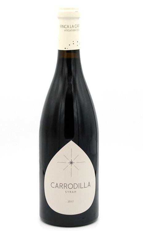 2017 Syrah  -  La Carrodilla