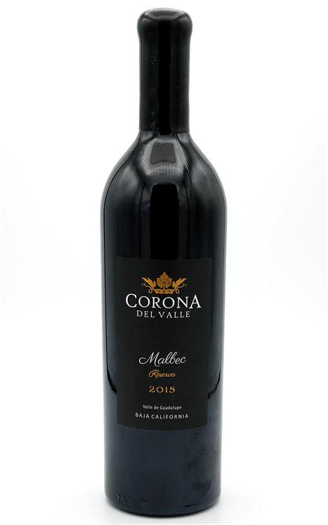 2015 Reserva Malbec  -  Corona del Valle