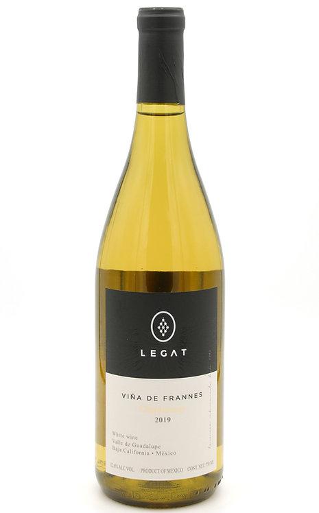 2019 Chardonnay  -  Viña de Frannes