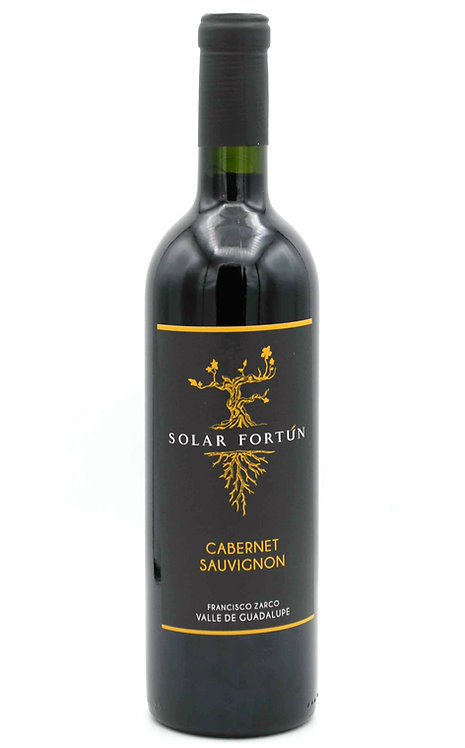 2015 Reserva Cabernet Sauvignon  -  Solar Fortún