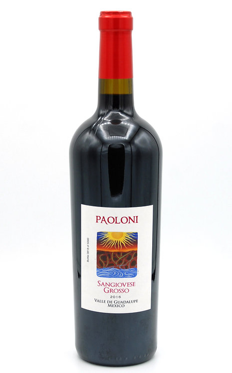 2017 Sangiovese Grosso  -  Paoloni