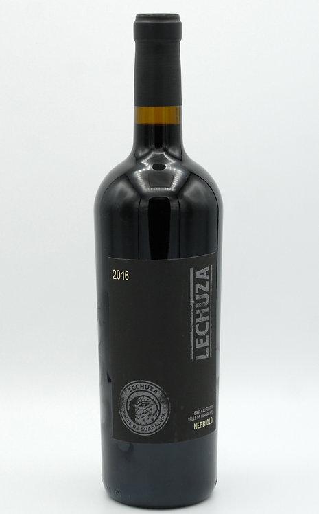 2016 Nebbiolo  -  Lechuza