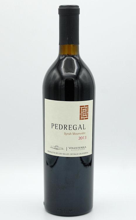 2013 Pedregal  -  Vinisterra