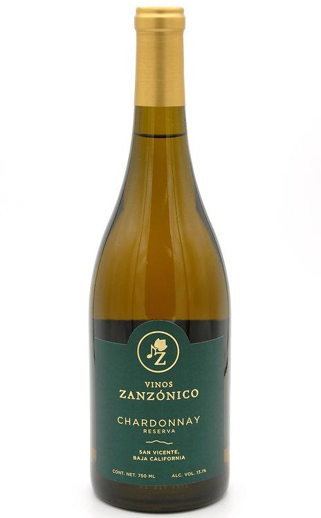 2019 Chardonnay Reserva - Vinos Zanzonico