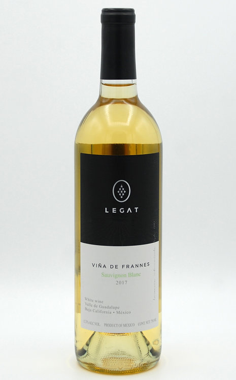 2017 Sauvignon Blanc  -  Viña de Frannes